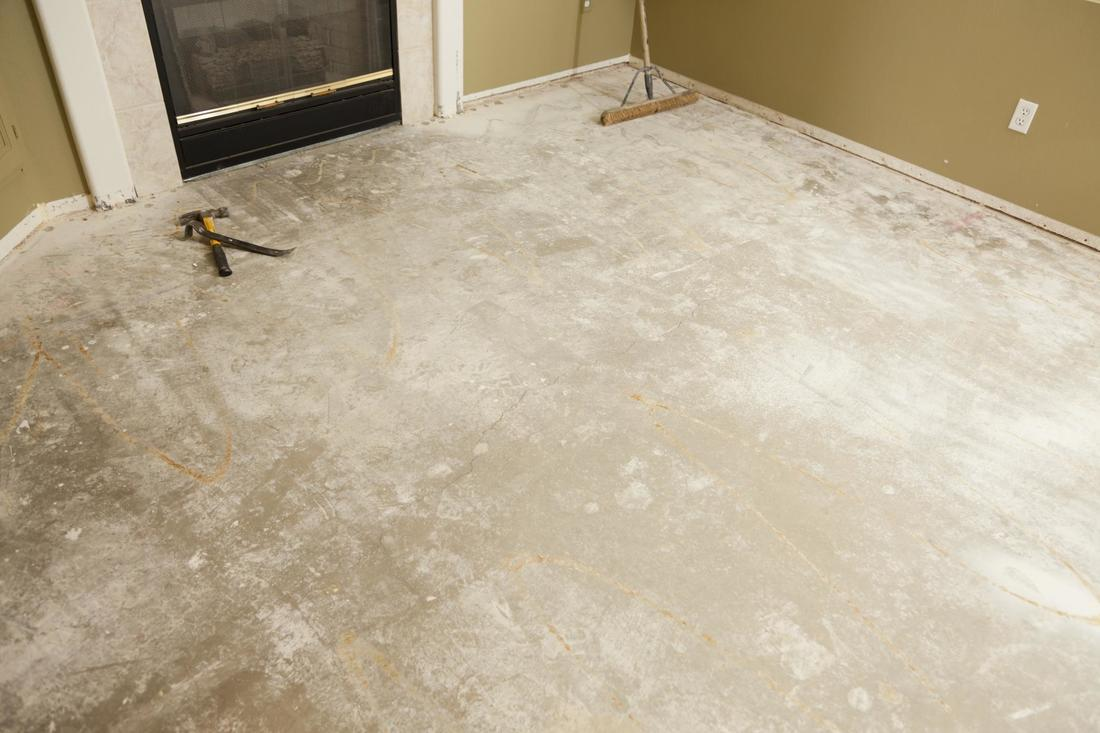 Acid Stained Concrete In Nashua Nh